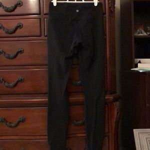 Lululemon full length reversible leggings